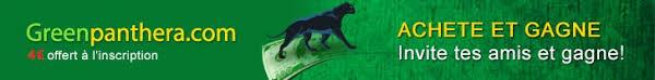 Green Panthera GreenPanthera sondages rémunérés