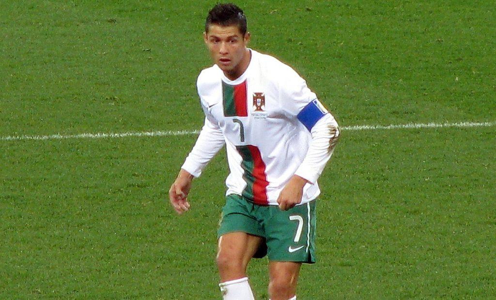 Cristiano Ronaldo l'un des meilleurs tireurs de coups francs du monde