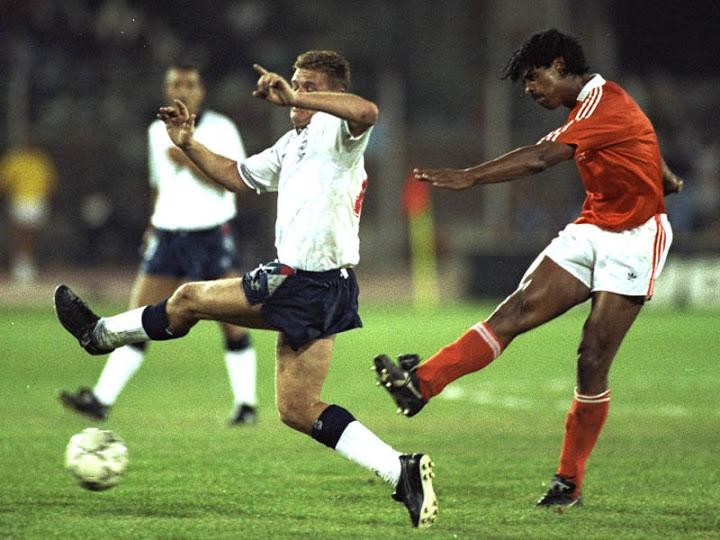 Frank Rijkaard l'un des meilleurs milieux défensifs de tous les temps
