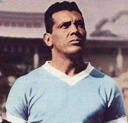 Obdulio Varela l'un des meilleurs milieux défensifs de l'histoire du football