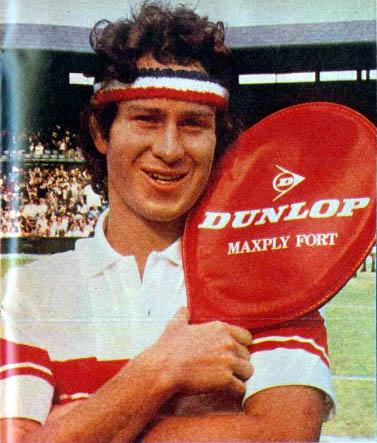 McEnroe un des meilleurs joueurs de tennis de tous les temps