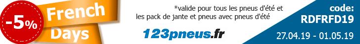 123 Pneus offre