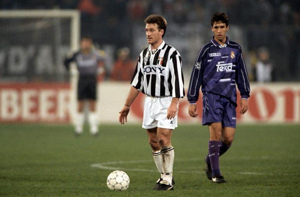 Didier Deschamps l'un des meilleurs milieux défensifs de tous les temps