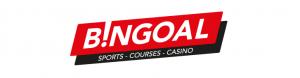 Bingoal logo paris sportifs belgique