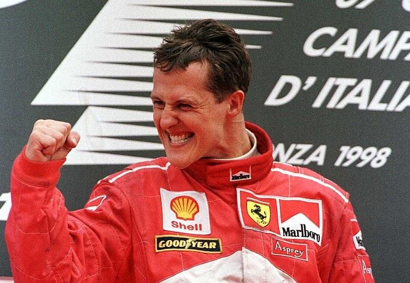 Sportifs les plus riches au monde - Schumacher