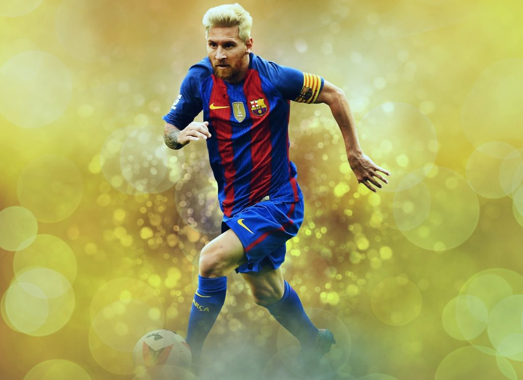 Messi fait partie des footballeurs les mieux payés au monde