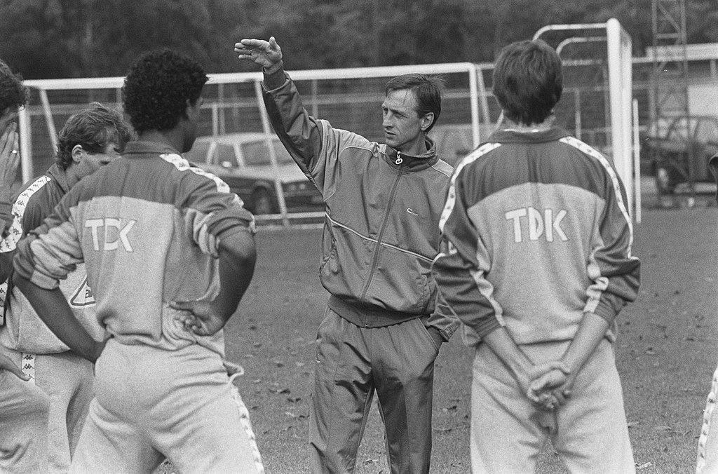 Johan Cruyff fait partie des meilleurs entraîneurs de tous les temps