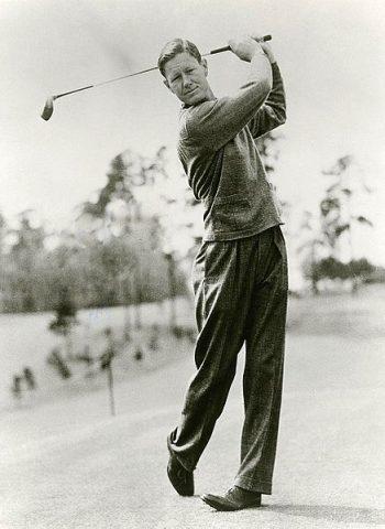 Byron Nelson - Un des meilleurs golfeurs de tous les temps