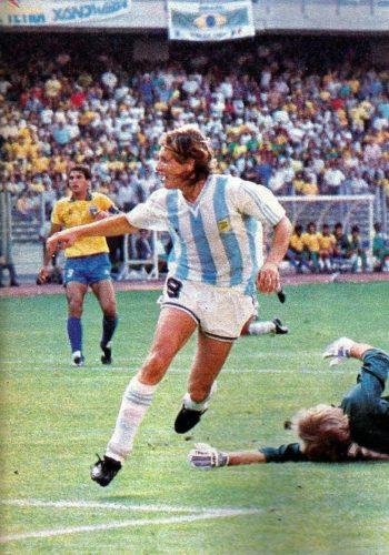 Caniggia Argentine