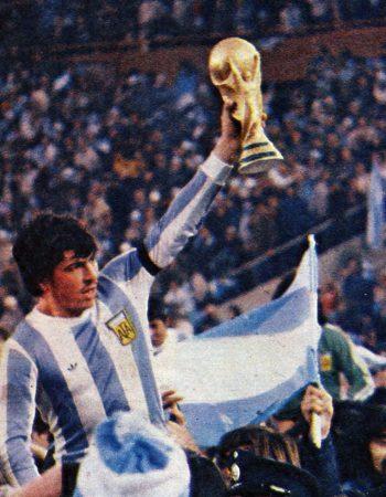 Passarella est dans le Top 10 des meilleurs joueurs argentins de tous les temps Argentine