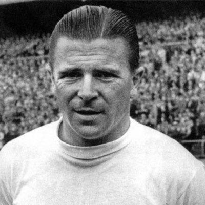 Ferenc Puskas l'un des meilleurs buteurs de l'histoire du football