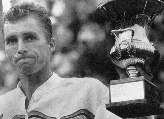 Ivan Le,dl un des meilleurs joueurs de tennis de l'histoire