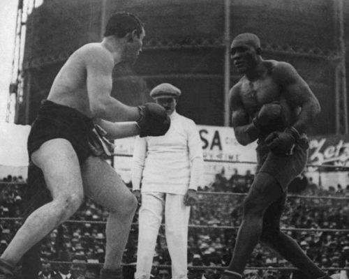 Jack Johnson fait partie des meilleurs boxeurs de tous les temps