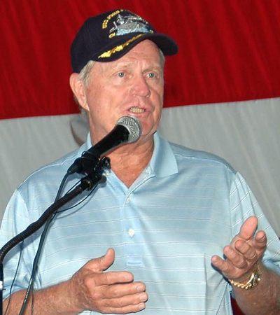 Jack Nicklaus - Un des meilleurs golfeurs de tous les temps