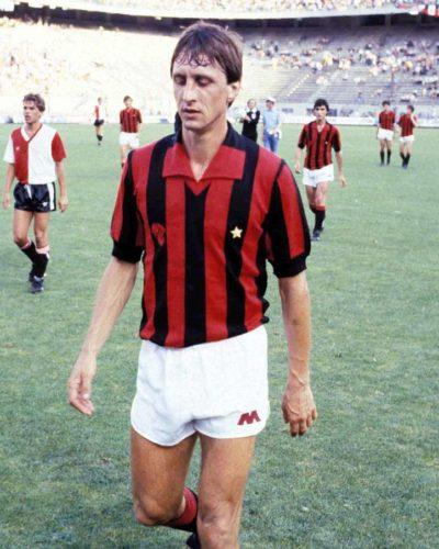 Cruyff parmi les meilleurs dribbleurs de l'histoire