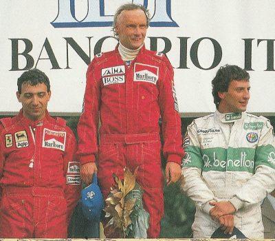 Niki Lauda l'un des meilleurs pilotes de formule 1 de l'histoire