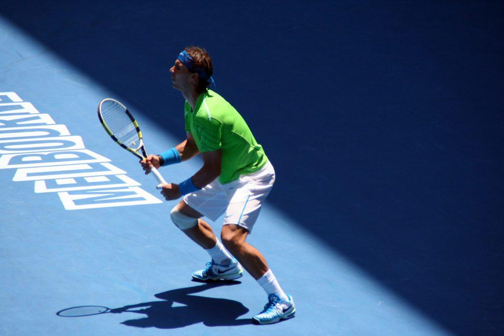 Nadal l'un des meilleurs joueurs de tennis de tous les temps