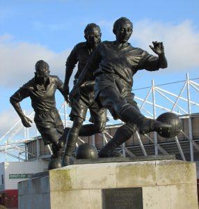 Statue Stanley Matthew