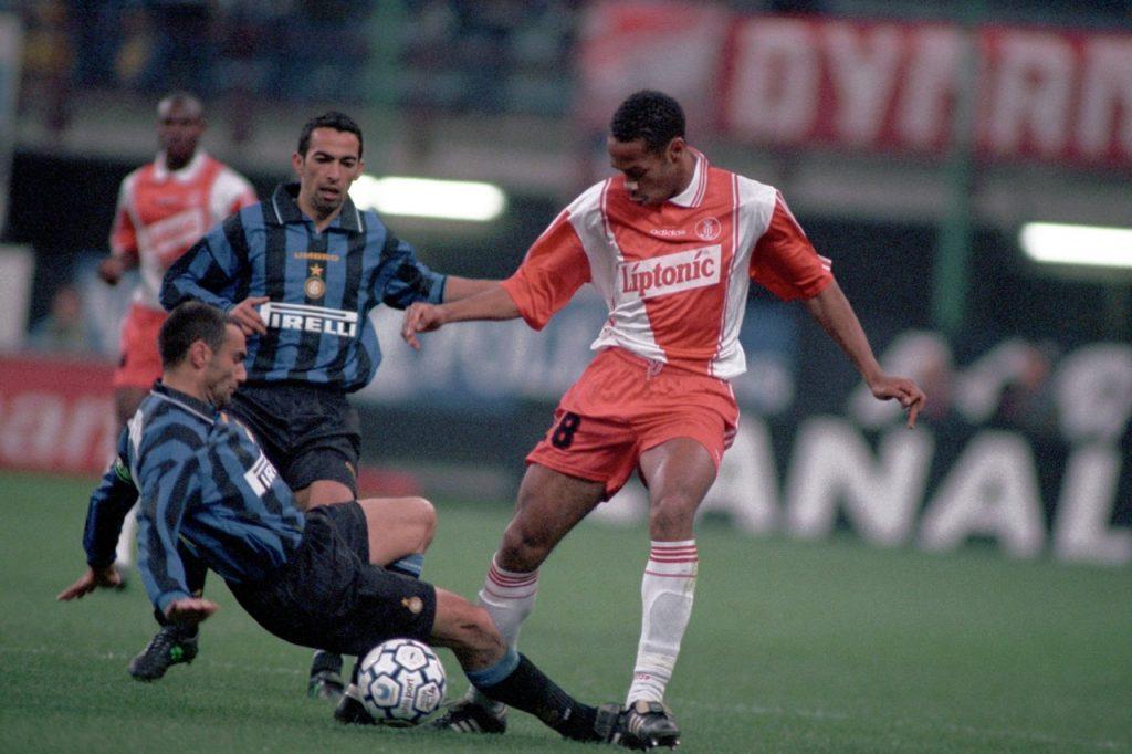 Thierry Henry Titi Monaco fait partie des meilleurs joueurs français de l'histoire