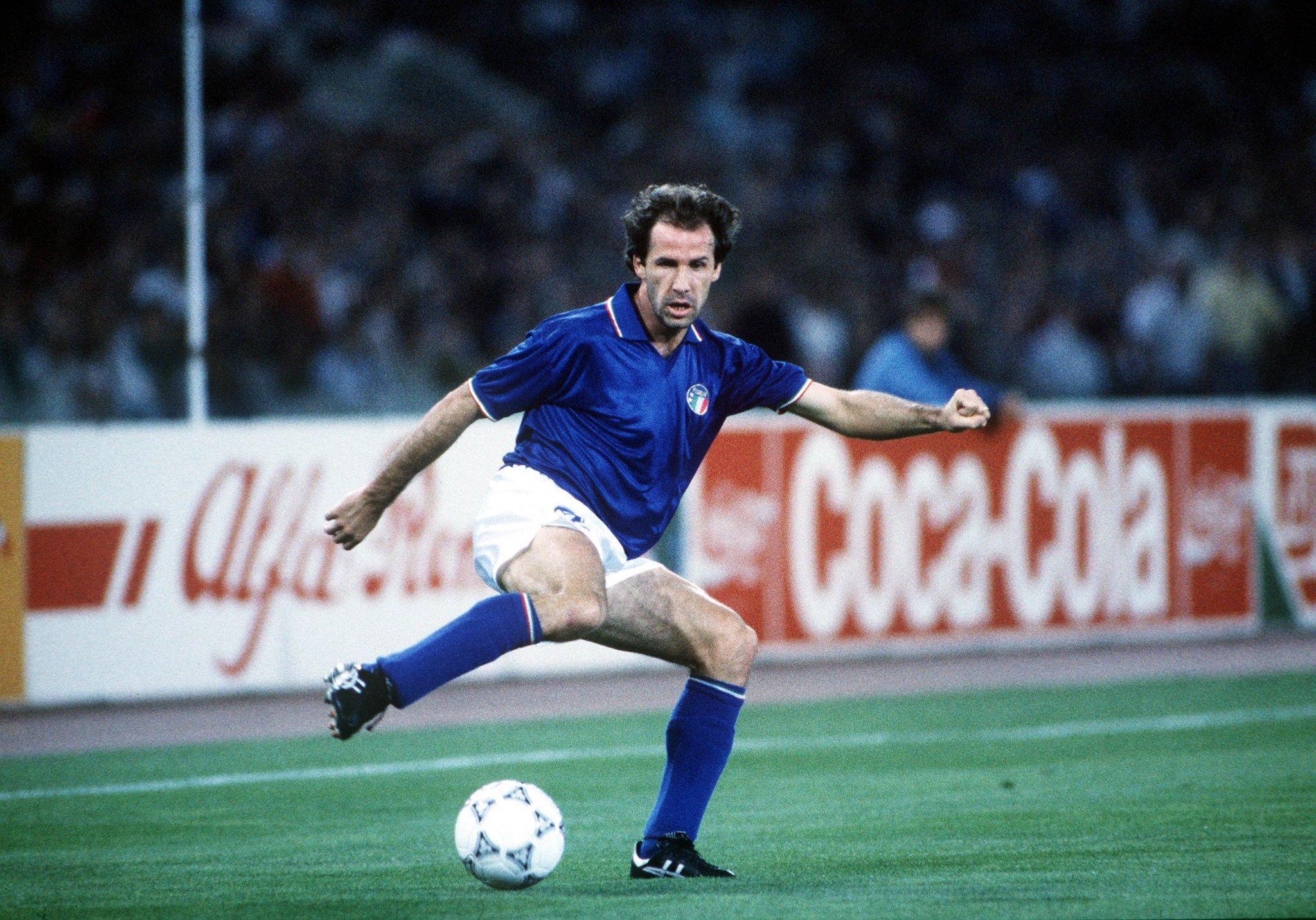 Franco Baresi l'un des meilleurs joueurs italiens