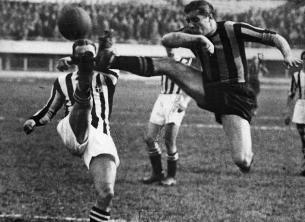 Meazza l'un des meilleurs joueurs italiens de l'histoire