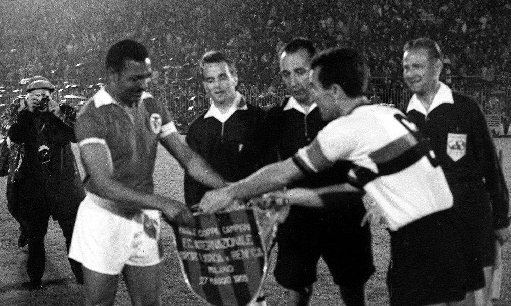 Mario Coluna meilleurs joueurs portugais de tous les temps
