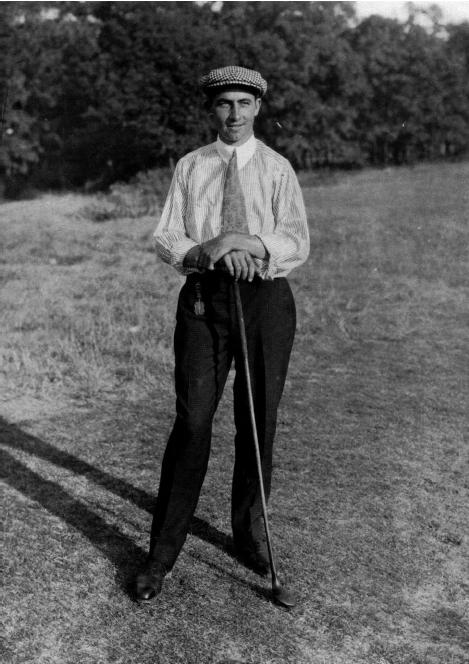 Walter Hagen - Un des meilleurs golfeurs de l'histoire