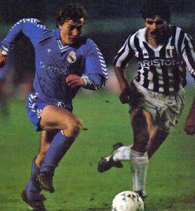 Emilio Butragueno l'un des meilleurs joueurs espagnols de l'histoire