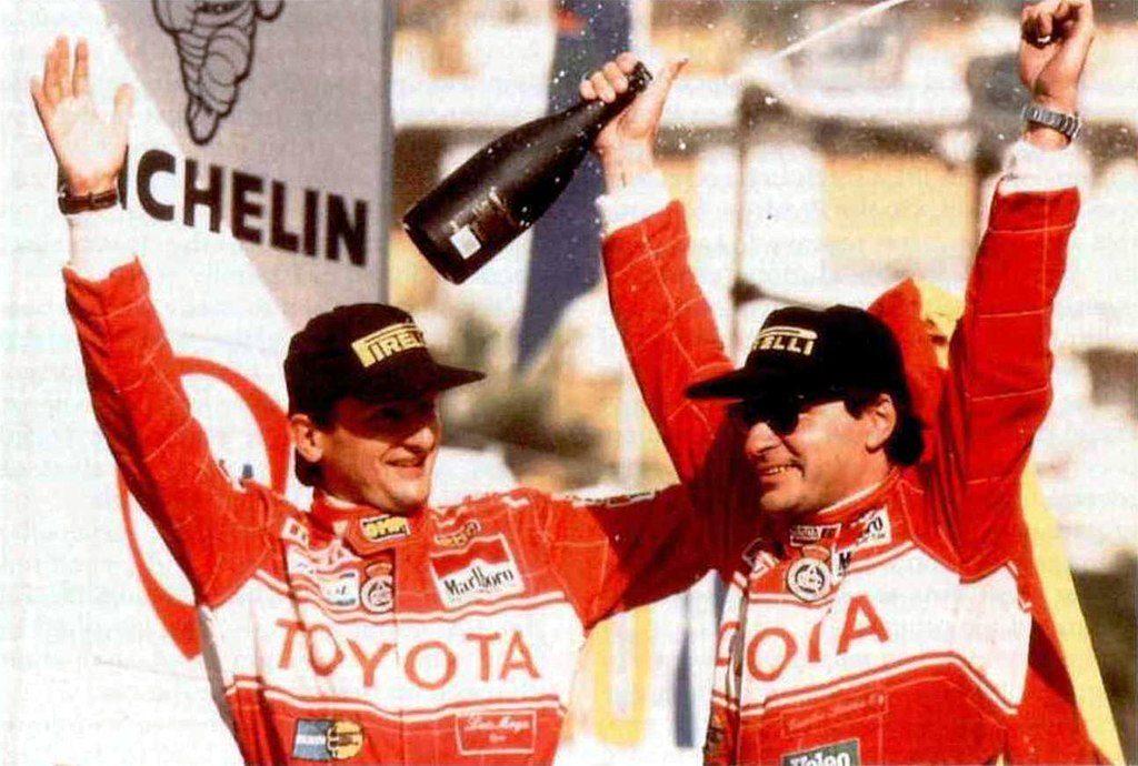 Carlos Sainz, un des meilleurs pilotes de rallye