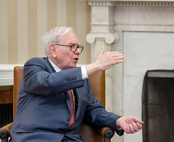 Warren Buffet l'une des personnes les plus riches au monde