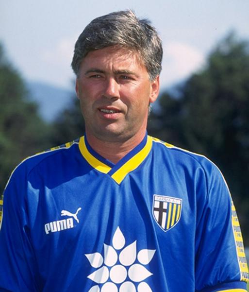 Carlo Ancelotti un des meilleurs entraîneurs de l'histoire du Football