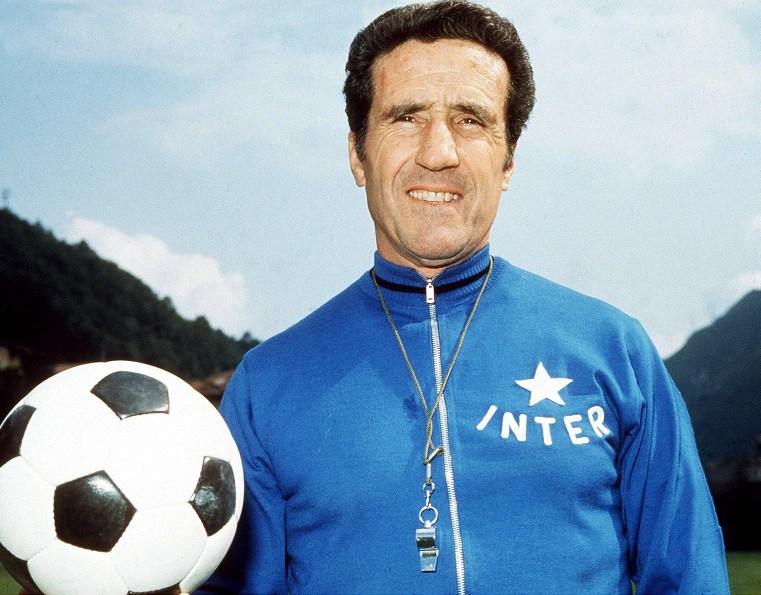 Helenio Herrera meilleurs entraîneurs de football