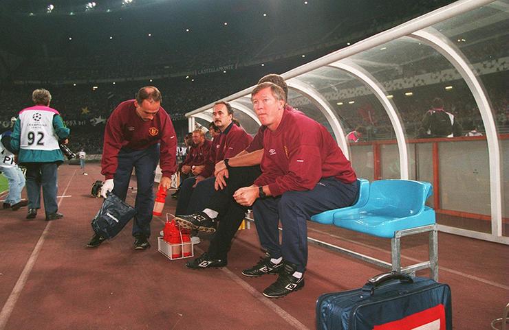 Alex Ferguson l'un des meilleurs entraîneurs de l'histoire du Football