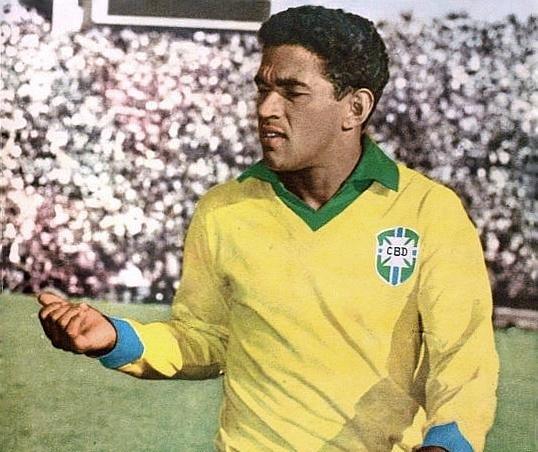 Garrincha Brésil