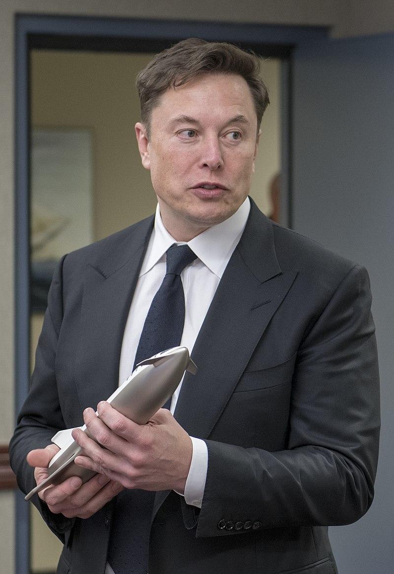 Elon Musk fait partie des personnes les plus riches au monde