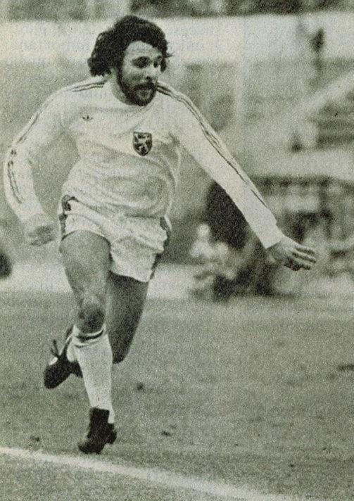 Gerets fait partie des meilleurs joueurs belges de l'histoire