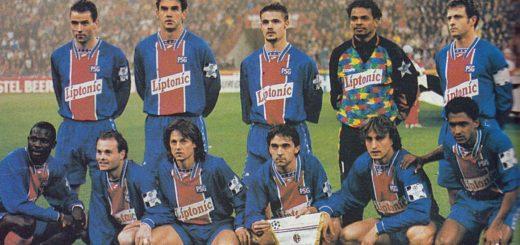 Meilleurs joueurs de l'histoire du PSG