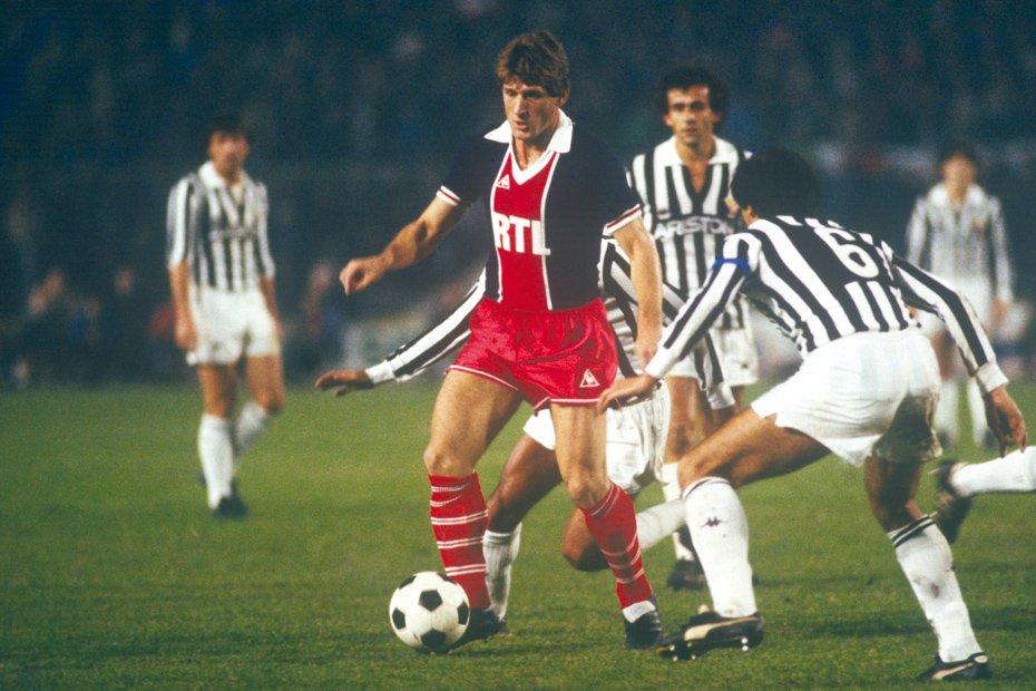 Safet Susic fait partie des meilleurs joueurs de l'histoire du PSG