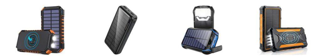 Le chargeur solaire fait partie des meilleurs accessoires de randonnée