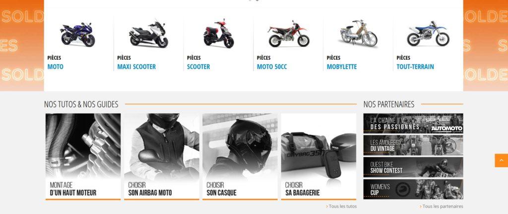La Bécanerie fait partie des meilleurs sites d'équipement moto