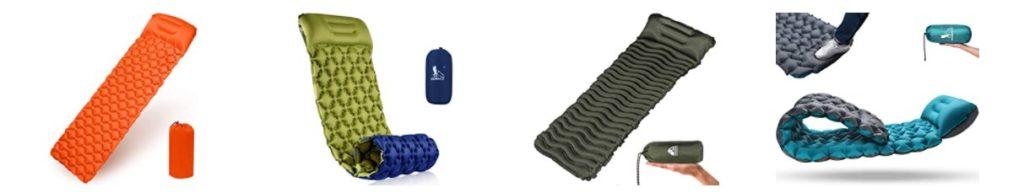 Le matelas gonflable pour randonnée fait partie des meilleurs accessoires de randonnée