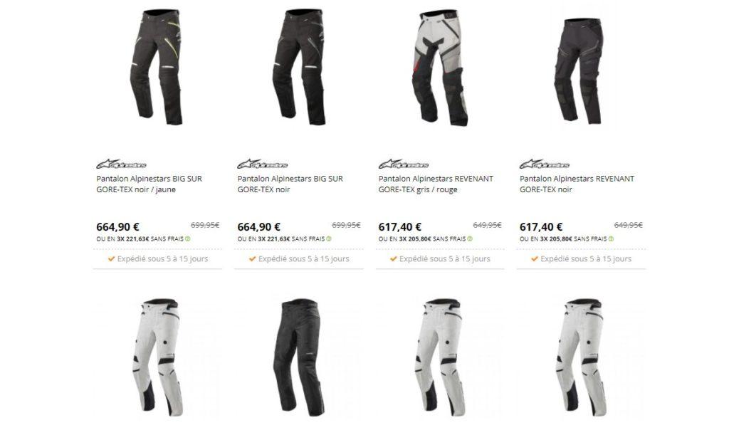 Le pantalon de moto fait partie des meilleurs accessoires et équipements indispensable pour motard
