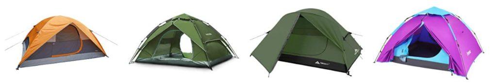 La tente fait partie des meilleurs accessoires pour la randonnée