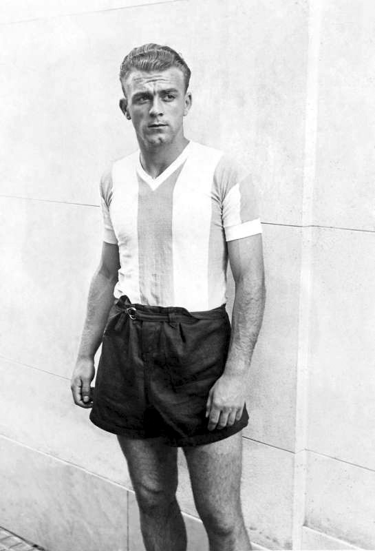 Alfredo Di Stefano fait partie des meilleurs joueurs argentins de l'histoire du football argentine Top 10
