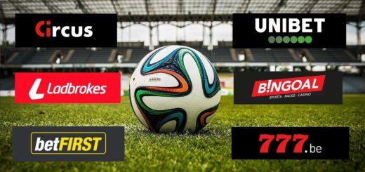 Top 10 meilleurs sites de paris sportifs en Belgique, Comparatif site de paris sportifs belges, Classement