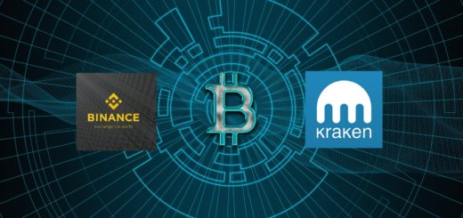Binance ou Kraken, Comparatif Binance vs Kraken, Binance versus Kraken