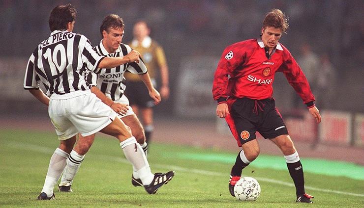 David Beckham fait partie des meilleurs passeurs de l'histoire
