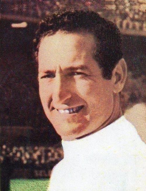 Paco Gento fait partie des meilleurs joueurs de l'histoire du Real Madrid