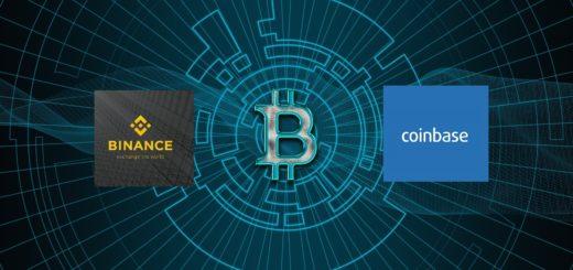 Binance ou Coinbase, Binance vs Coinbase,