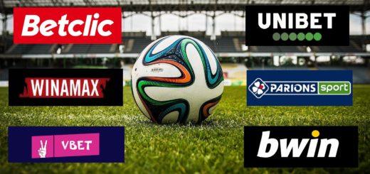 meilleurs sites de paris sportifs en France classement bookmakers comparatif unibet winamax betclic netbet vbet feelingbet betway